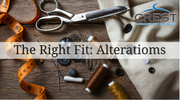 Tips For Garment Alterations via Crest Cleaners